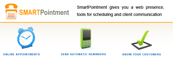 SmartPointment.com – A Tool For Scheduling Appointments