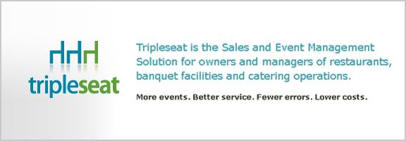 Tripleseat.com – A Management System For Restaurateurs