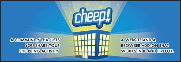Getcheep.com – Finds you the best deal