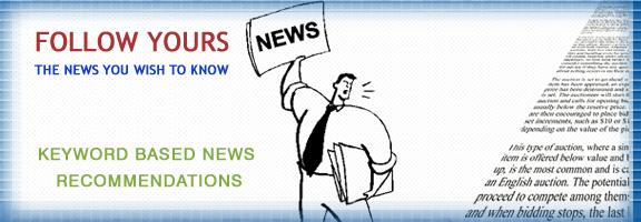 Followyours.com – Modern day Newspaper