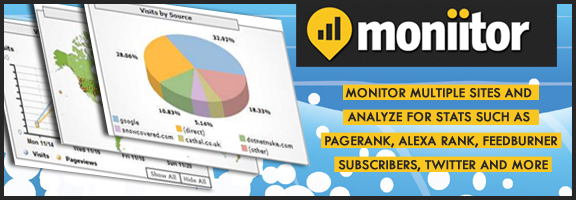 Moniitor.com – Monitor your site stats