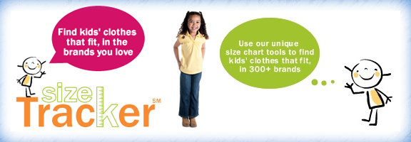 SizeTracker.com- Helping hand to buy clothes