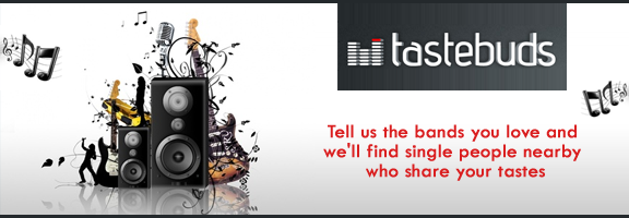 Tastebuds.fm – Find and Date with people on likes of Music