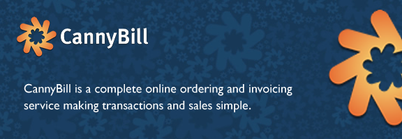 Cannybill.com – Online ordering and Invoicing services