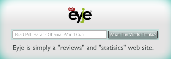 Eyje.com – Everything is reviewed