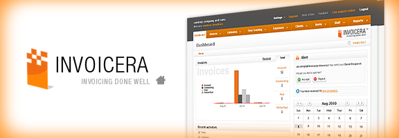 Invoicera.com – Invoicing done well