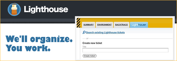 Lighthouse.com – Simple Issue tracking