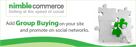 Nimblecommerce.com – Selling at the haste of Social