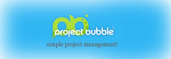 Projectbubble.com – Simple Project Management