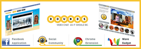 Rounds.com – Video chat as it should be