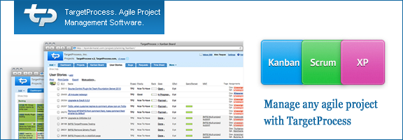 Targetprocess.com – Agile Project Management