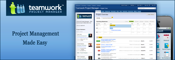 Teamworkpm.net- A real Project Manager