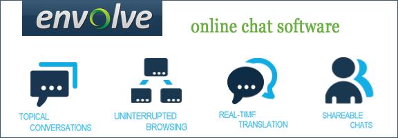 Envolve.com – Website chat tool