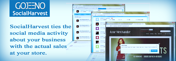 Gojeeno.com – Social media marketing for ecommerce