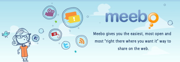 Meebo.com – Freedom to share and connect