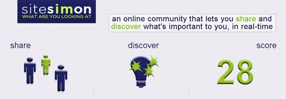 Sitesimon.com – Online sharing sites