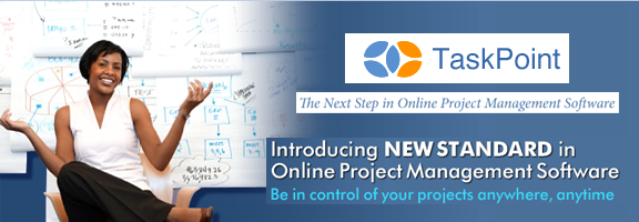 Taskpoint.com – Project management at its best