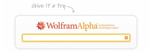 WolframAlpha.com – Computational knowledge engine