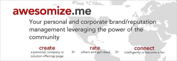 Awesomizeme.com – Rate your company