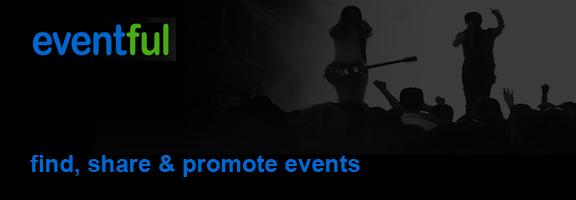 Eventful.com – Local event calendar