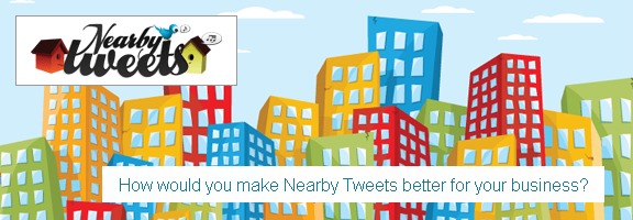 NearbyTweets.com – Find local twitter tweets