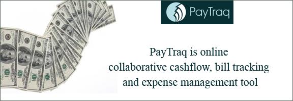 Paytraq.com –Online collaborative cashflow