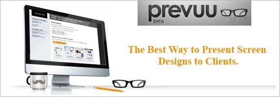 Prevuu.com –Tool for the web designers