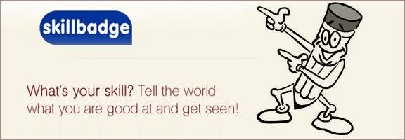 Skillbadge.com – Create your own skill badge
