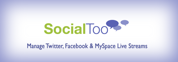 SocialToo.com – Social media web tool
