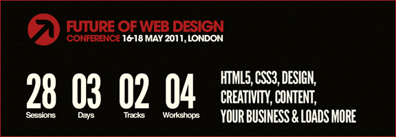 Future of Web Design – London 2011