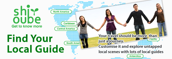 Shiroube.com – Find Your Local Guide