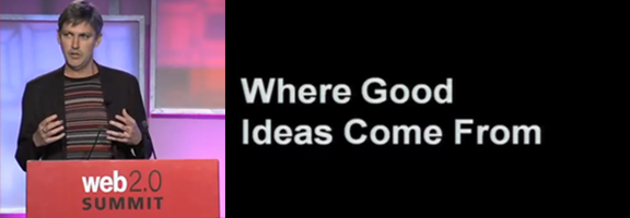 Web2 0 Where Good Ideas Come From