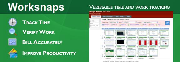 Worksnaps.net – Tracks Time Efficaciously