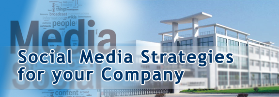 Social Media Strategies for your Company Promotion