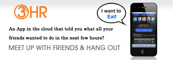 Threehr.com – Hang out with Real Friends