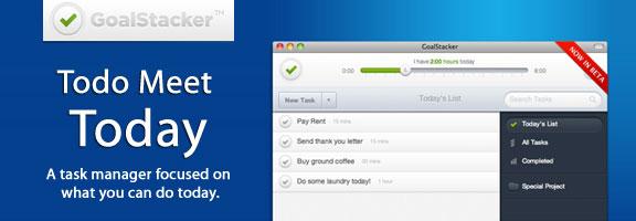 Goalstacker.com – Easy Online Daily Task Manager