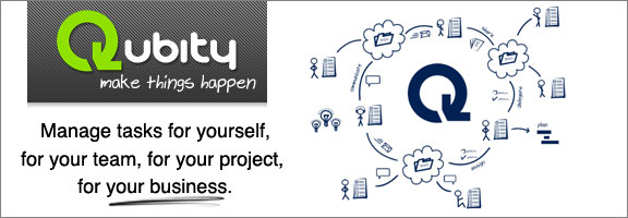 Qubity.com – Best Tool to Manage your Tasks