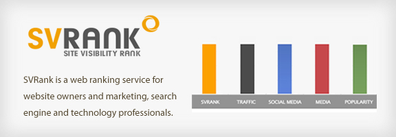 Svrank.com – Way to Find your Website Ranks