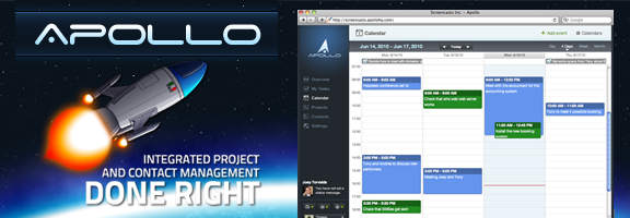 Apollohq.com – Best in Project and Contact Management