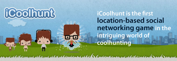 iCoolHunt.com – Location Based Social Networking Game