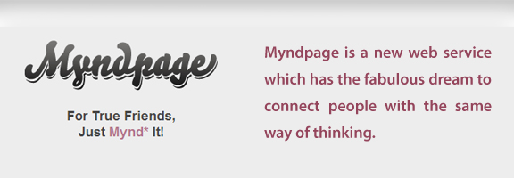 Myndpage.com – Way to Find Like Minded People