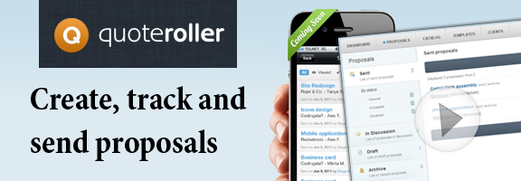 Quoteroller.com – Proposal Software for Successful Business