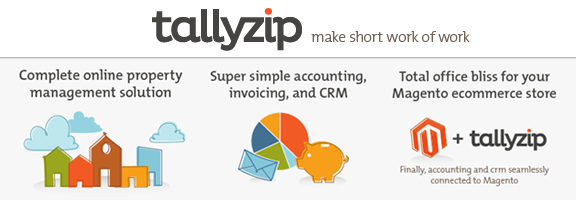 Tallyzip.com – Simple Tool for Account-Invoice-CRM
