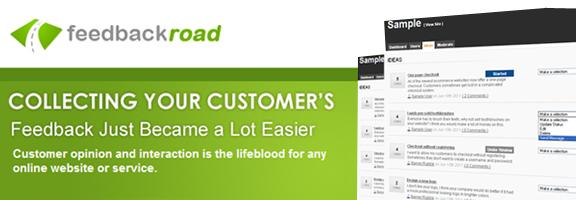 Feedbackroad.com – Easy Way to Get Customer Feedback