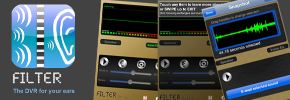 Filter – Music iPhone App with Powerful Features