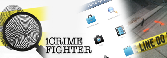 iCrimeFighter – iOS App with More Investigation Tools