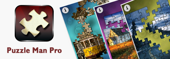 Puzzle Man Pro – Creative jigsaw Game for iPhone