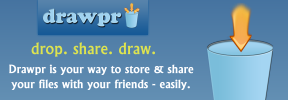 Drawpr.com – Effective Way to Upload and Share Files