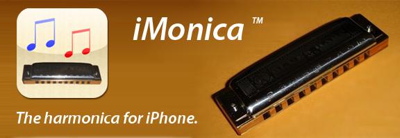 iMonica – iOS Digital Harmonica App for Music Lovers