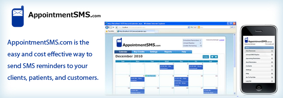 Appointmentsms.com – Easy SMS Reminder Service